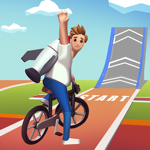 Bike Hop Crazy BMX Bike Jump 3D  1.0.70 Apk Mod (unlimited money) Download latest
