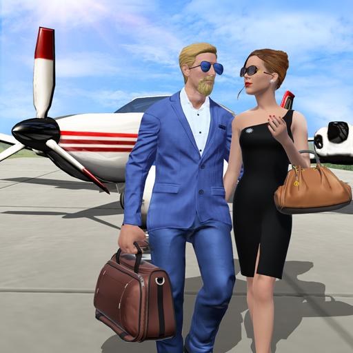 Billionaire Dad Luxury Life Virtual Family Games Apk Pro Mod latest 1.1.5