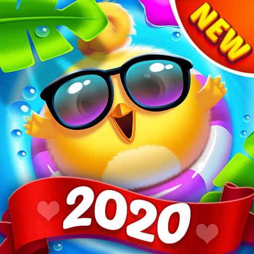 Bird Friends Match 3 & Free Puzzle 1.7.0 Apk Mod (unlimited money) Download latest