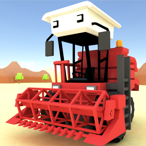 Blocky Farm Racing & Simulator – free driving game  Apk Pro Mod latest
