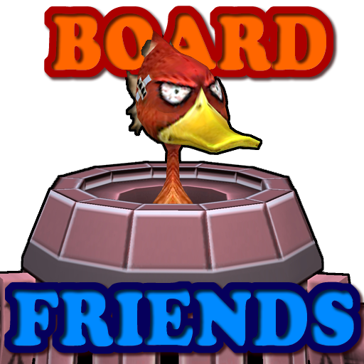 Board Game Friends (2,3,4players) 16Games  32 Apk Mod (unlimited money) Download latest
