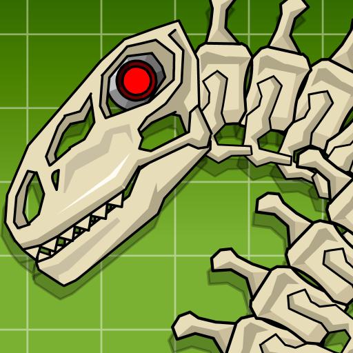 Brontosaurus Dinosaur Fossils Robot Age Apk Pro Mod latest