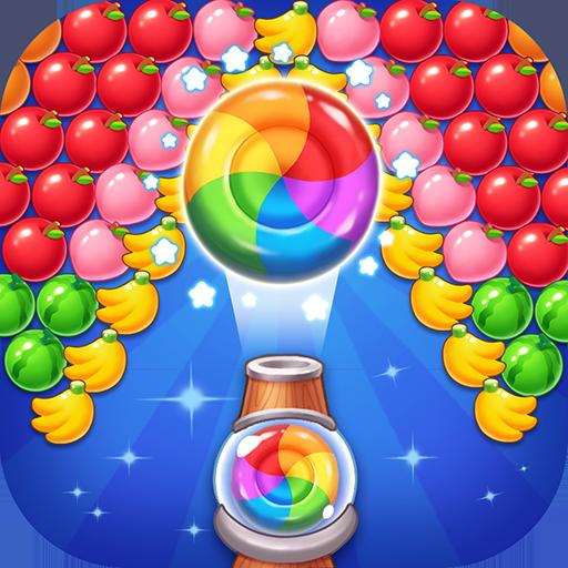 Bubble Fruit Splash Shooter  1.0.12 Apk Mod (unlimited money) Download latest