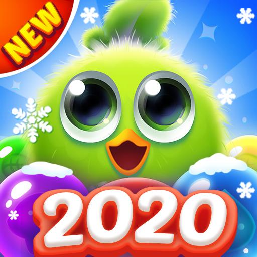 Bubble Wings offline bubble shooter games   Apk Pro Mod latest 2.6.7