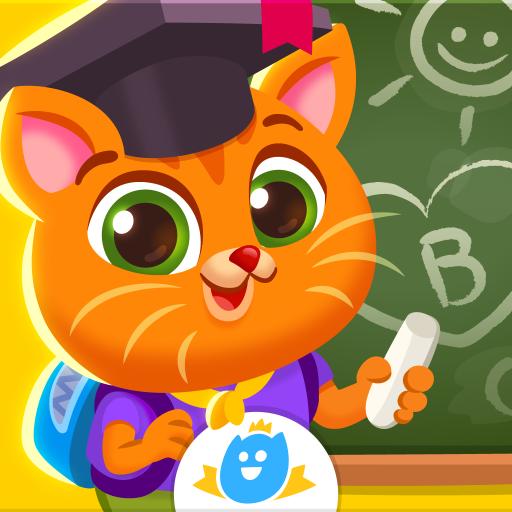 Bubbu School – My Cute Pets Apk Pro Mod latest 1.08