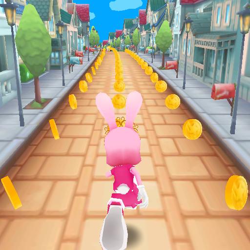 Bunny Run – Bunny Rabbit Game Apk Pro Mod latest 1.3.0