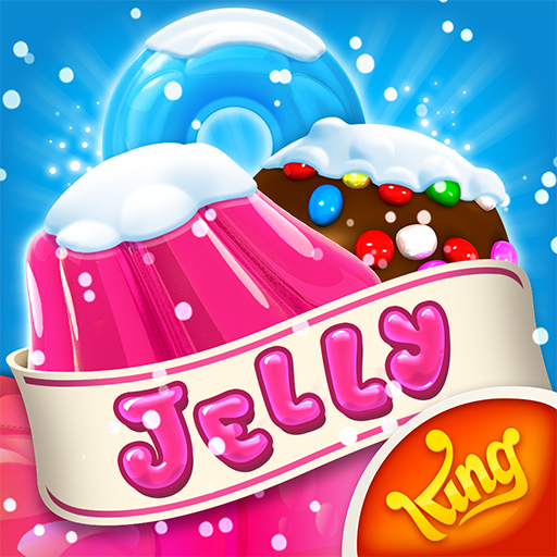 Candy Crush Jelly Saga  Apk Mod latest 2.54.7