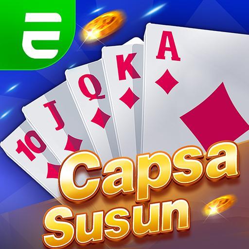 Capsa susun poker bonus remi gaple domino online Apk Pro Mod latest 1.4.5