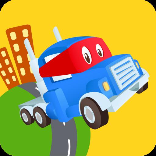 Car City World Little Kids Play Watch TV & Learn   Apk Pro Mod latest 1.4.5
