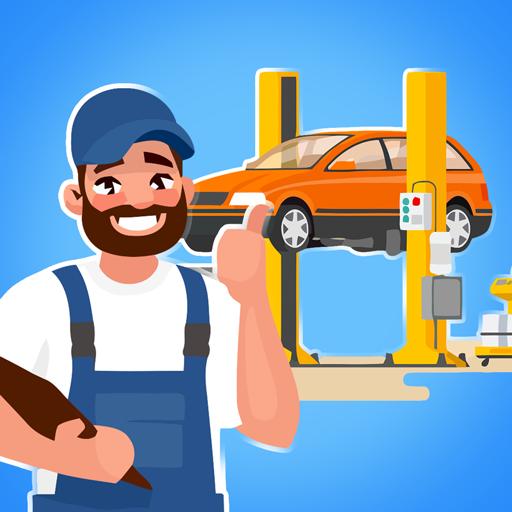 Car Fix Tycoon   Apk Pro Mod latest 1.5.1