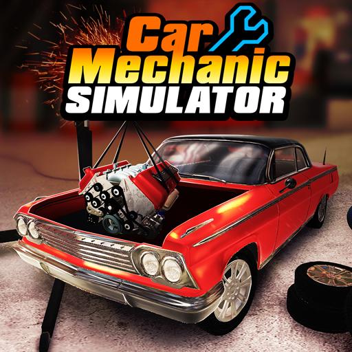 Car Mechanic Simulator Apk Pro Mod latest 1.3.32