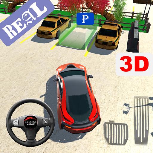 Car Parking 3D Real Driving Simulator Apk Pro Mod latest