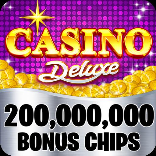 Casino Deluxe Vegas – Slots, Poker & Card Games Apk Pro Mod latest