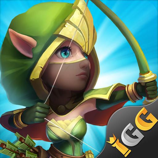 Castle Clash: حرب التحالفات 1.6.9 Apk Mod (unlimited money) Download latest