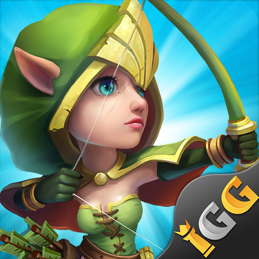 Castle Clash: Lonca Mücadelesi Apk Mod latest 1.7.2