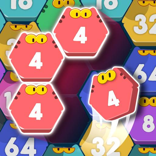 Cat Cell Connect – Merge Number Hexa Blocks  Apk Pro Mod latest 1.2.1