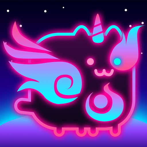 Cat Heroes – Merge Defense Apk Pro Mod latest 1.18