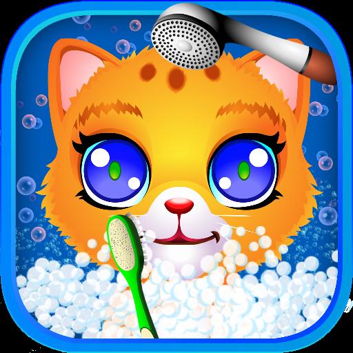 Cat Pet Wash  Apk Mod latest
