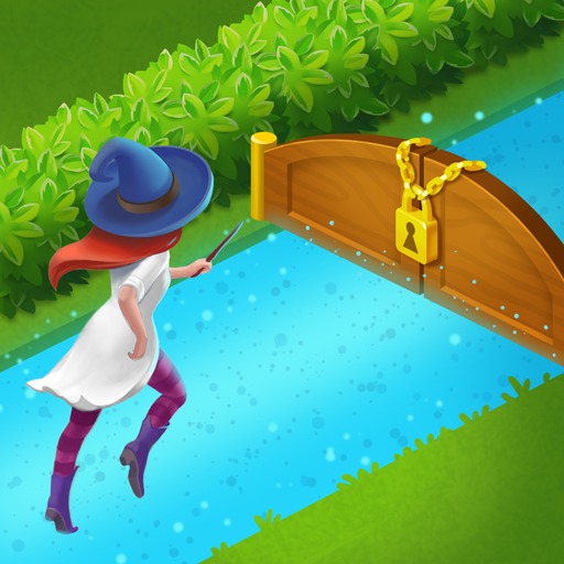 Charms of the Witch: Magic Mystery Match 3 Games   Apk Pro Mod latest 2.34.4
