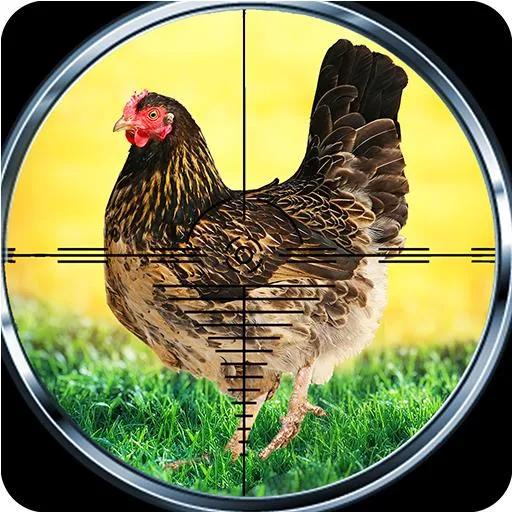 Chicken Shoot Safari Hunting: Sniper Hunt 3D 2018  Apk Pro Mod latest