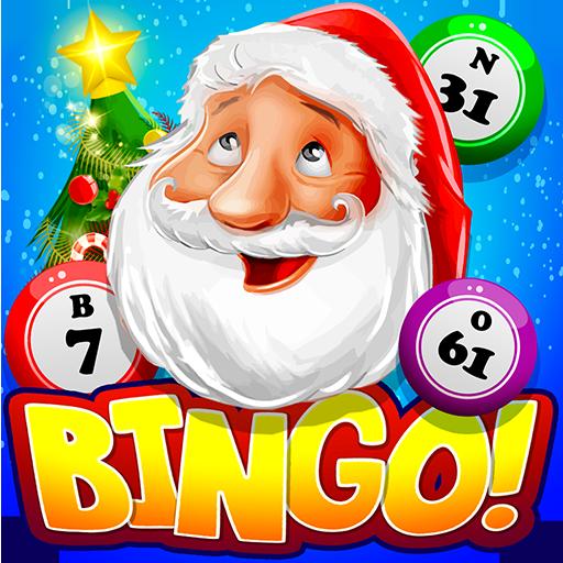 Christmas Bingo Santa's Gifts Apk Pro Mod latest 8.1.0