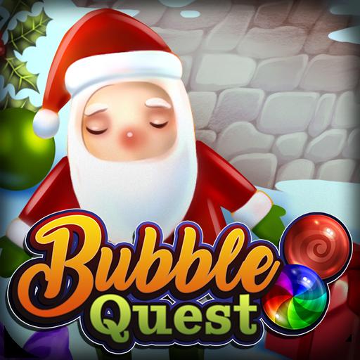 Christmas Bubble Shooter: Santa Xmas Rescue  Apk Mod latest