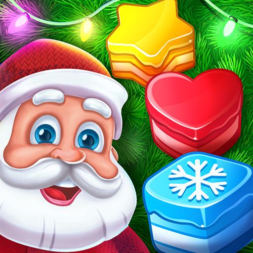 Christmas Cookie – Santa Claus's Match 3 Adventure Apk Mod latest 3.2.3