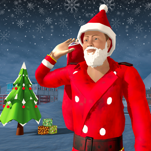 Christmas Santa Gift Delivery: Xmas New Games 2020 Apk Pro Mod latest 1.0