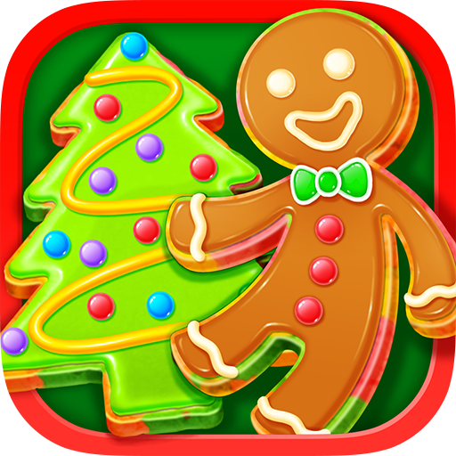 Christmas Unicorn Cookies & Gingerbread Maker Game  Apk Mod latest
