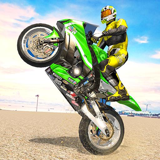 City Bike Driving Simulator-Real Motorcycle Driver Apk Mod latest