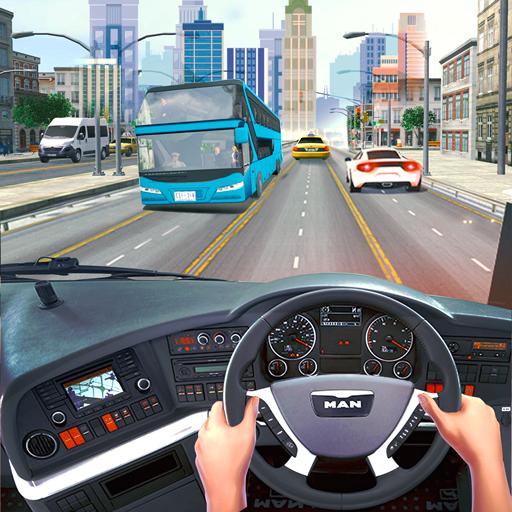 City Coach Bus Driver 3D Bus Simulator Apk Pro Mod latest 1.2.1