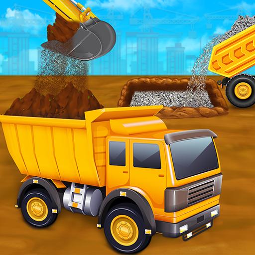 City Construction Vehicles – House Building Games   Apk Pro Mod latest 1.0.5