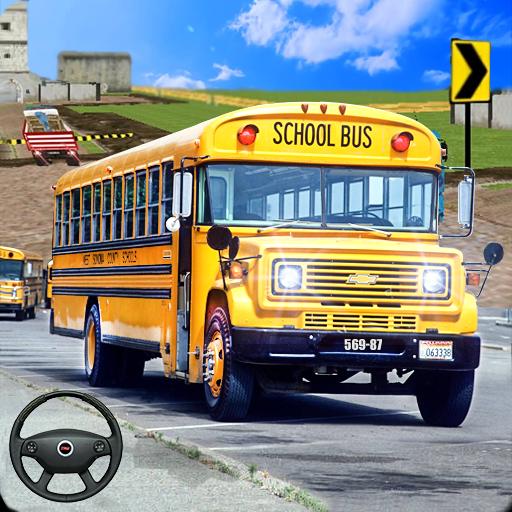 City School Bus Game 3D Apk Mod latest 1.7