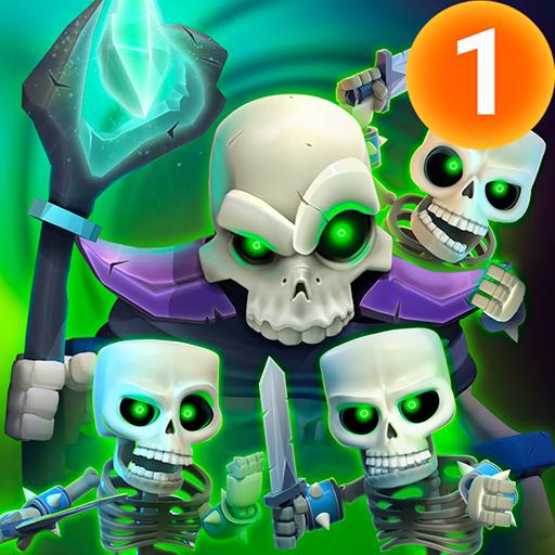 Clash of Wizards – Battle Royale  0.24.6  Apk Pro Mod latest