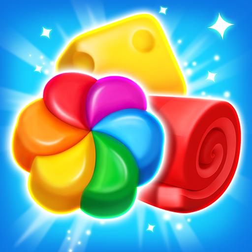 Sweet Crunch – Matching, Blast Puzzle Game   Apk Pro Mod latest 1.2.4
