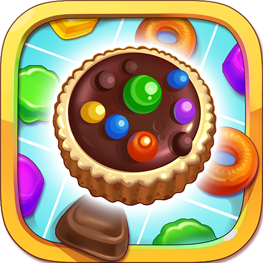 Cookie Mania Match-3 Sweet Game 2.7.0 Apk Mod (unlimited money) Download latest