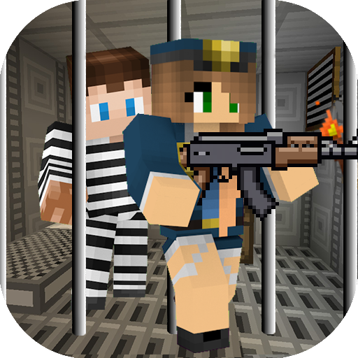 Cops Vs Robbers: Jailbreak  1.100 Apk Mod (unlimited money) Download latest