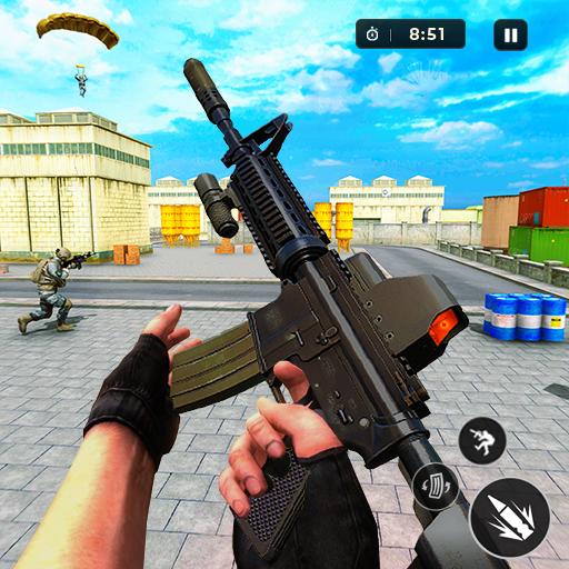 Counter Attack FPS Commando Shooter  Apk Pro Mod latest 1.0.3