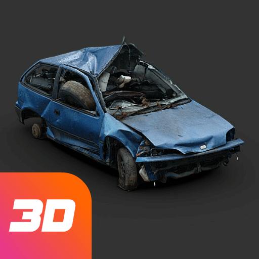 Car crash test simulator: sandbox, derby, offroad  4.3 Apk Mod (unlimited money) Download latest