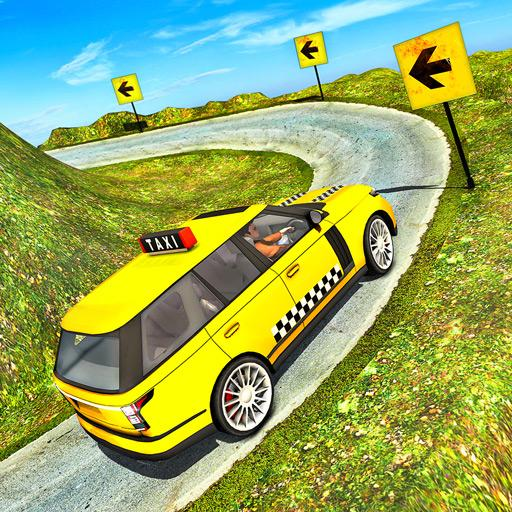 Crazy Taxi Jeep Drive: Jeep Driving Games 2020  Apk Pro Mod latest 1.15