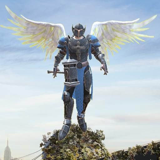 Crime Angel Superhero – Vegas Air Strike 1.1.2 Apk Mod (unlimited money) Download latest