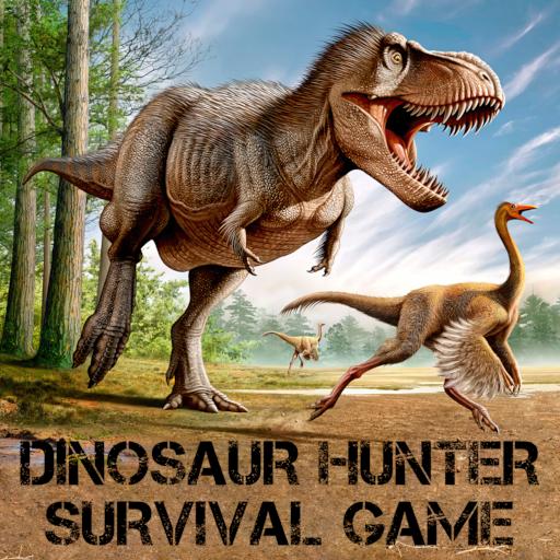 🦖DINOSAUR HUNTER: SURVIVAL GAME Apk Pro Mod latest