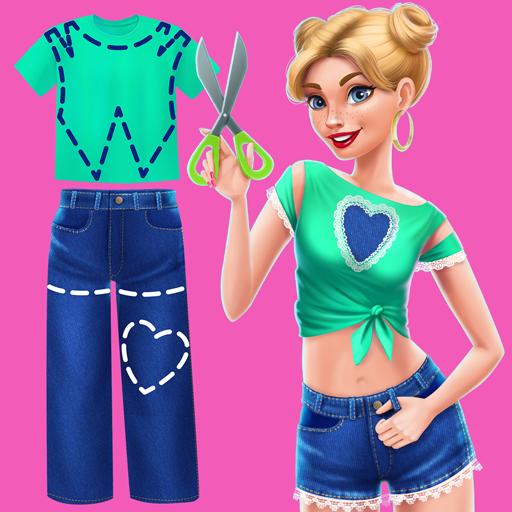 DIY Fashion Star – Design Hacks Clothing Game  1.2.5 Apk Mod (unlimited money) Download latest