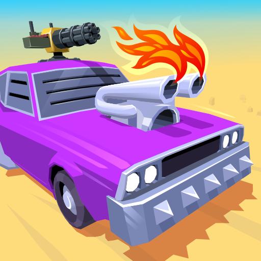 Desert Riders Car Battle Game Apk Pro Mod latest 1.2.7