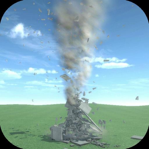 Destruction physics: building demolition sandbox   Apk Pro Mod latest 0.3.73