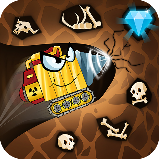 Digger Machine: dig and find minerals  Apk Pro Mod latest 2.7.6