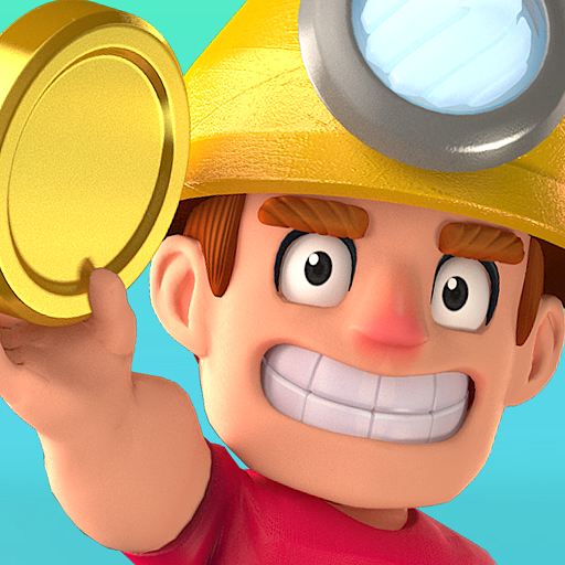 Digger To Riches Idle mining game Apk Pro Mod latest 1.9.2