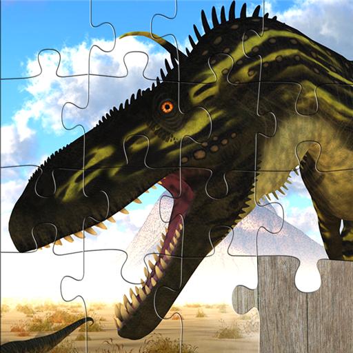 Dinosaurs Jigsaw Puzzles Game – Kids & Adults Apk Pro Mod latest 26.2
