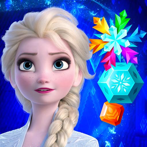 Disney Frozen Adventures: Customize the Kingdom  12.0.1  Apk Pro Mod latest