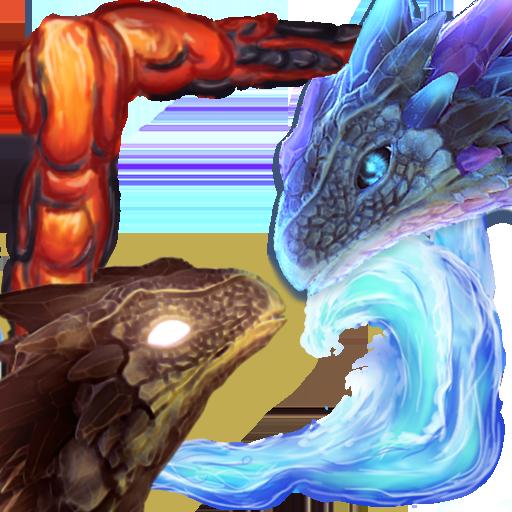 Dragon ERA Online: 3D Action Fantasy Craft MMORPG   Apk Pro Mod latest 5.0